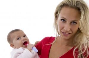 Jak získá peníze matka s dítětem?