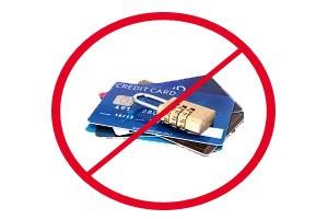Blokace účtu kvůli dluhům