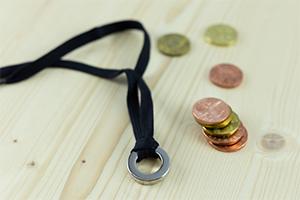 Vyrobte si magnetickou peněženku do kapsy