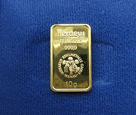 Jak roste produkce zlata?